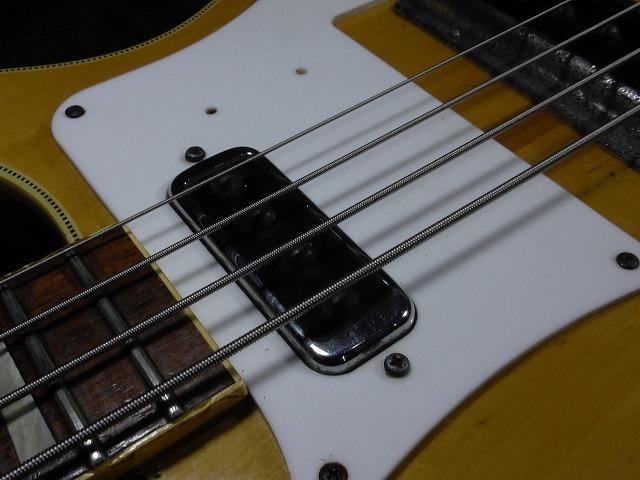 ■値引き可■整備品■下取OK!!★Greco グレコ RB700N Rickenbacker Style Bass 1978年製! G1B19904_画像10