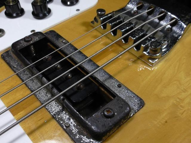 ■値引き可■整備品■下取OK!!★Greco グレコ RB700N Rickenbacker Style Bass 1978年製! G1B19904_画像9