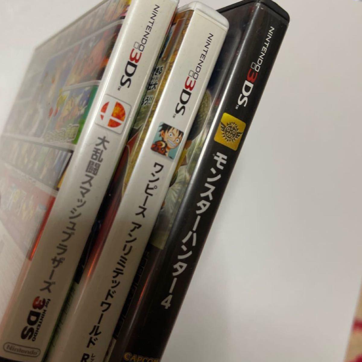 【3DS】 大乱闘スマッシュブラザーズ for Nintendo 3DS ソフトまとめ売り