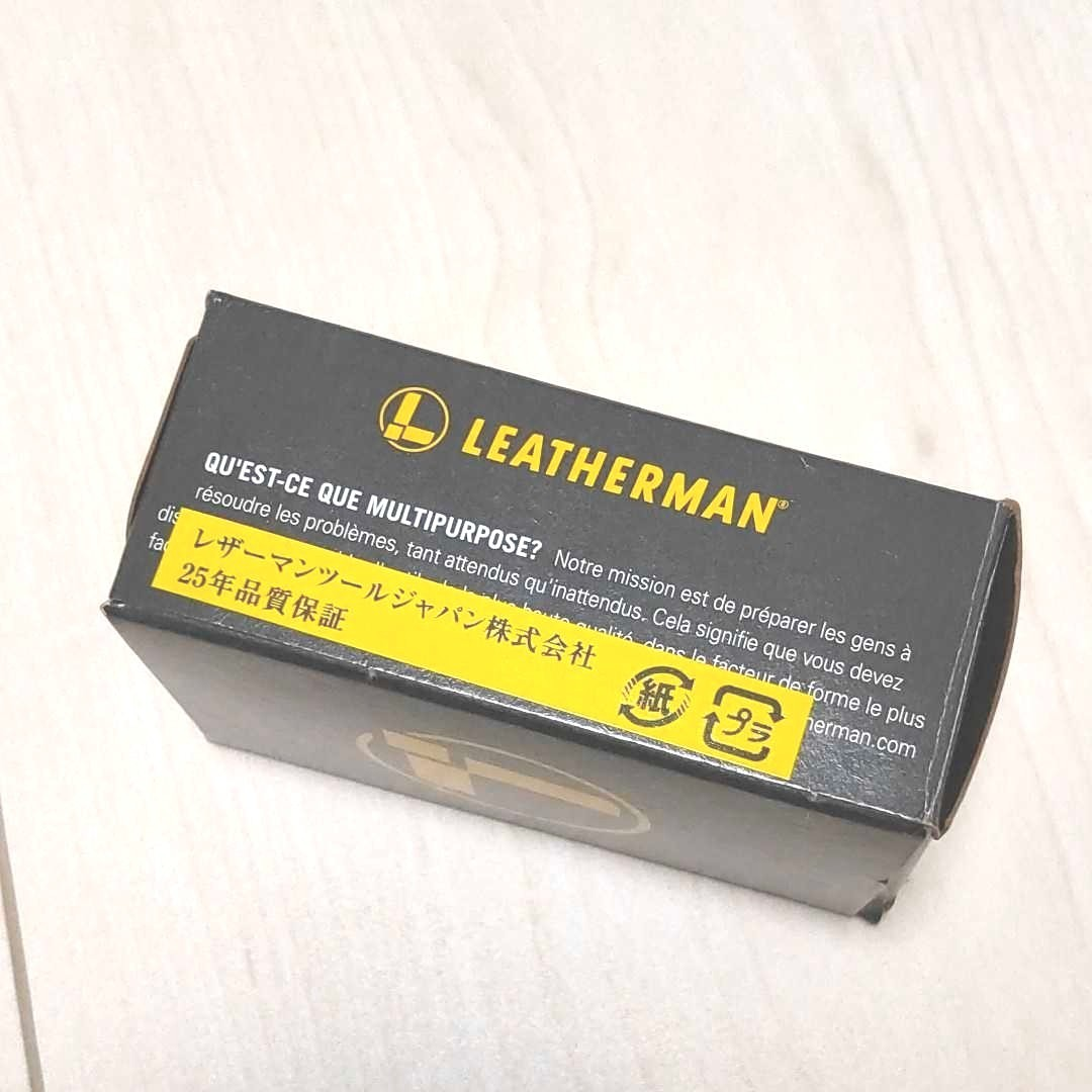 レザーマン LEATHERMAN マルチツール ゆるキャン