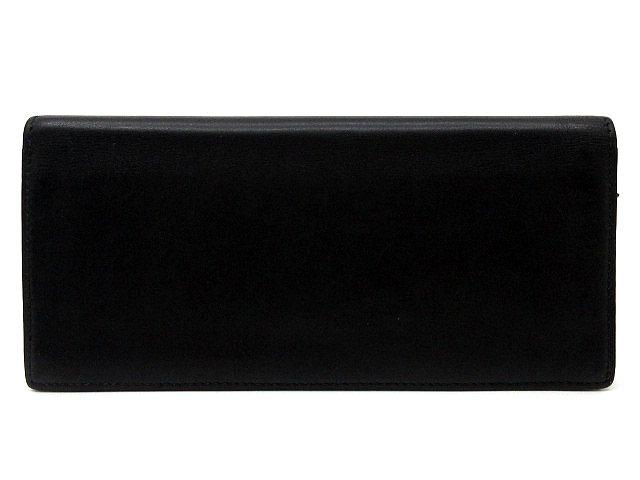 カルティエ Cartier ルイ カルティエ 二つ折り 長財布 インターナショナル ウォレット カーフレザー L3001405 黒 ブラック ボルドー メンズ_画像4