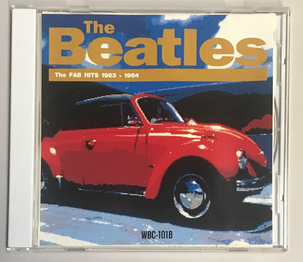 The beatles / The Fab Hits 1963-1964