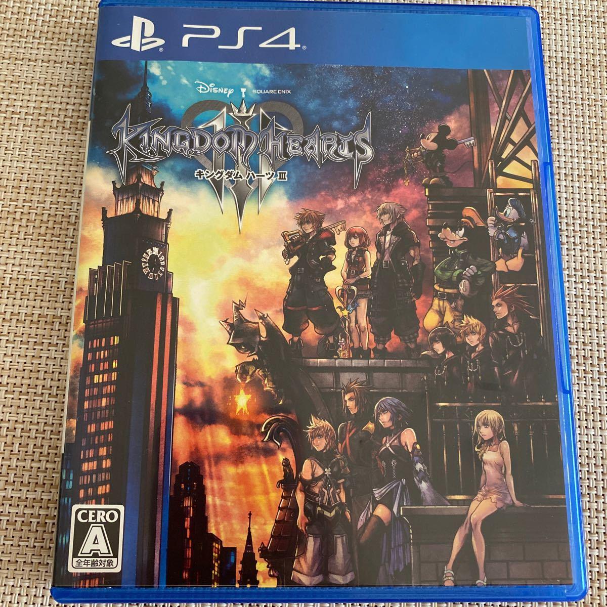 キングダムハーツ3 PS4 ソフト