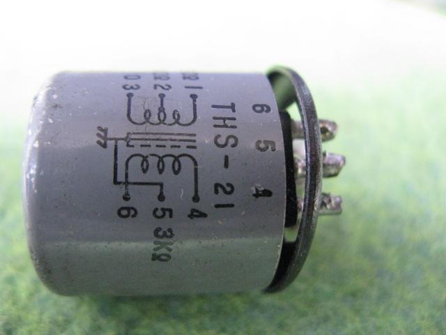 オ-デオトランス 三種 JAF-1 TSH-21 IT-173(1105)_画像9
