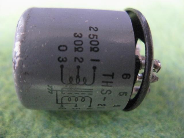 オ-デオトランス 三種 JAF-1 TSH-21 IT-173(1105)_画像10