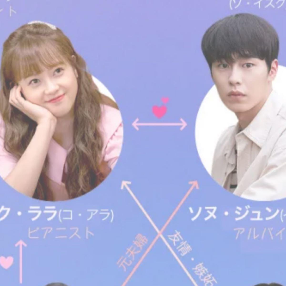 韓国ドラマ ドドソソララソ  Blu-ray   コ.アラ