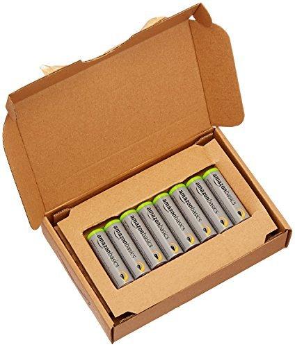 【★新品★SALE品】 : 高容量単3形8個パック ★ベーシック 充電池 高容量充電式ニッケル水素電池単3形8個セット (充電_画像4