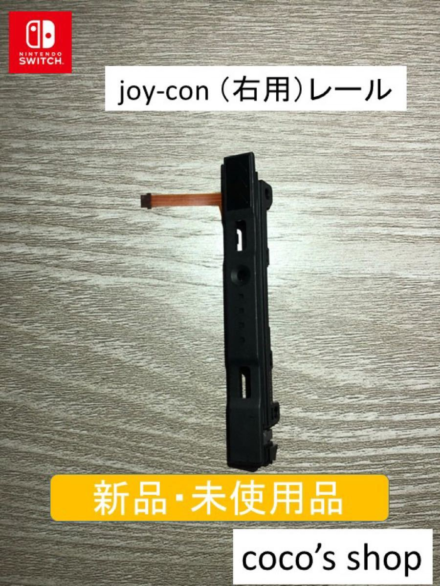 Nintendo switch joy con (右) レール