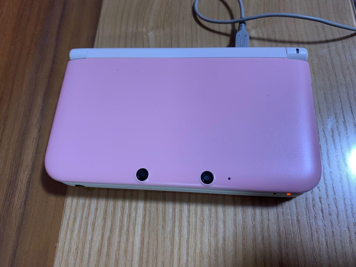 ニンテンドー3DS LL Nintendo 3DS LL 本体 任天堂