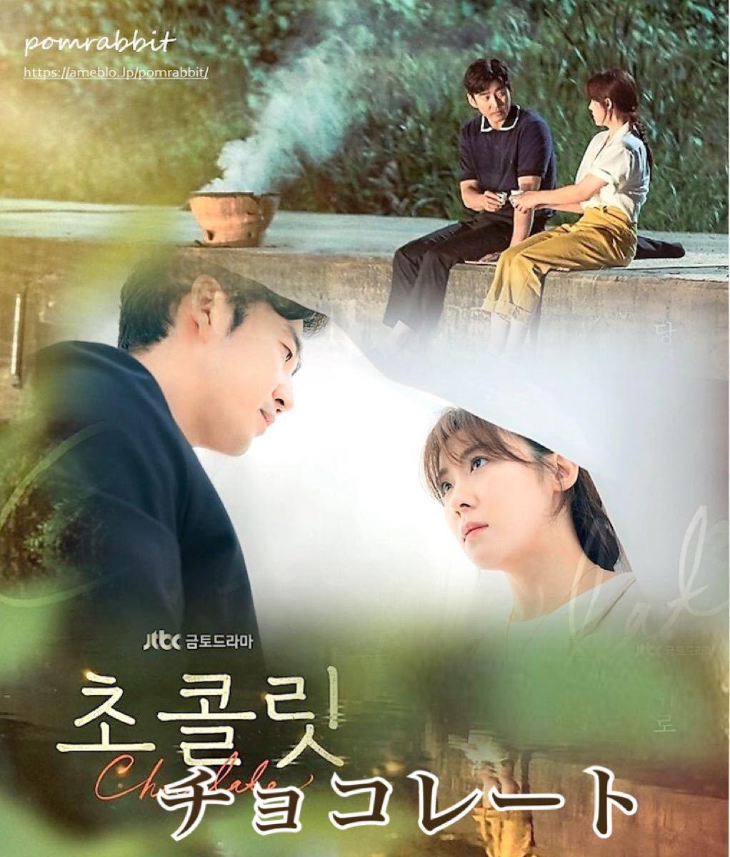 韓国ドラマ 韓国ドラマ チョコレート〜忘れかけてた幸せの味〜