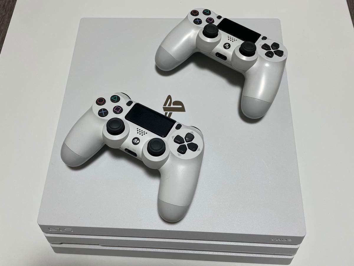 PS4pro(SSD換装済み)コントローラー2個 最終値下げ