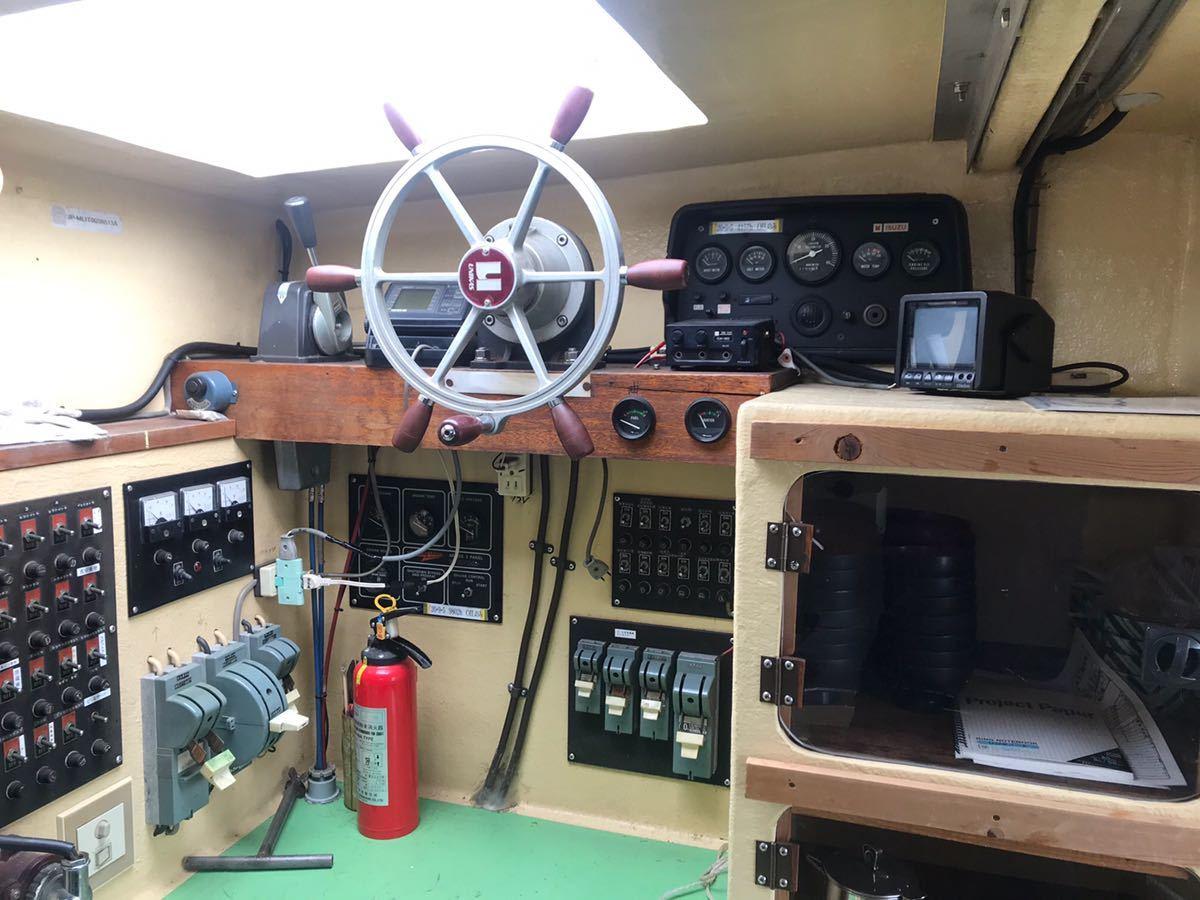 屋形船 19トン 54名 フル装備 即営業可_画像7