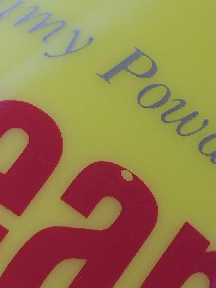 非売品 森永 クリープマグ 未使用 高さ約10.5㎝ 当時物 昭和レトロ ノベルティ プラスチック製 マグカップ デッドストック レア No.3_画像6