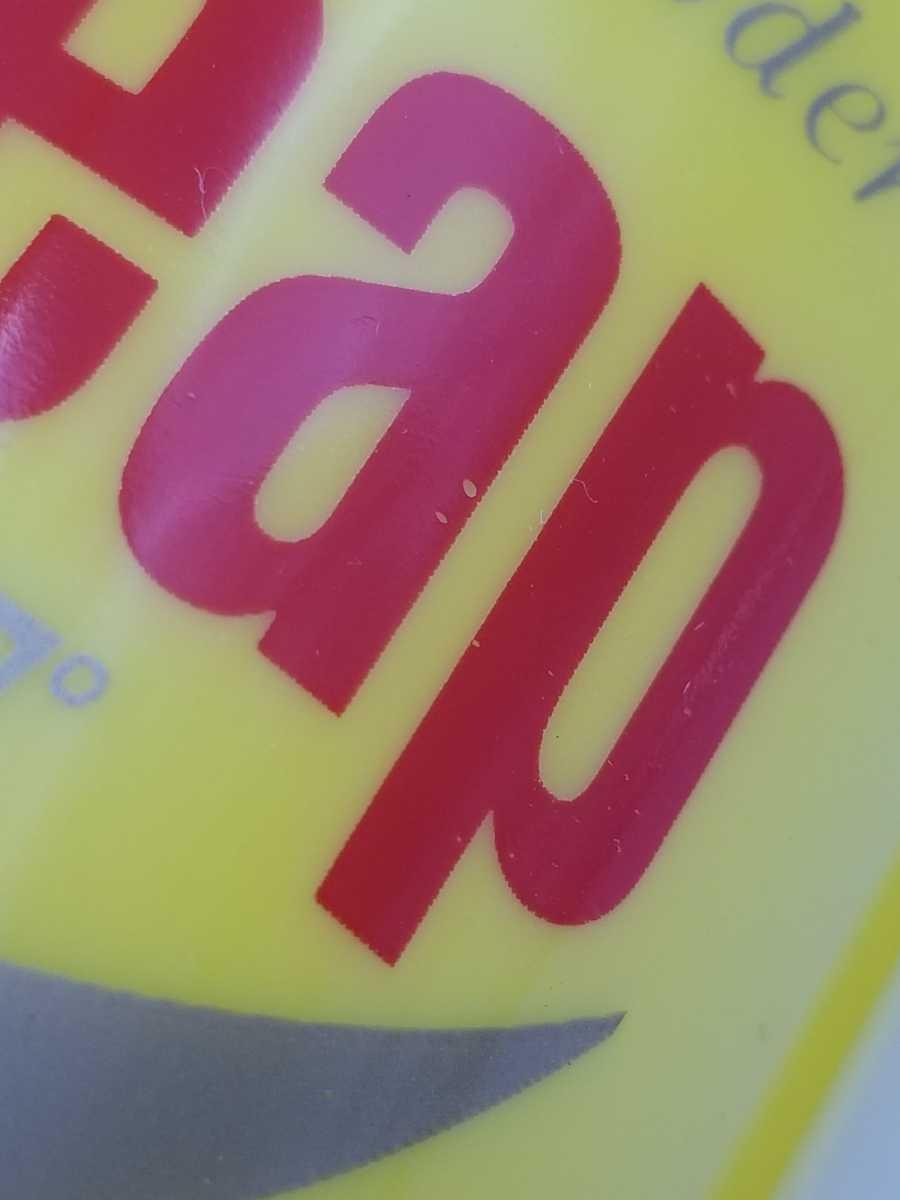 非売品 森永 クリープマグ 未使用 2個セット 高さ約10.5㎝ 当時物 昭和レトロ ノベルティ プラスチック製 マグカップ デッドストック レア_画像5