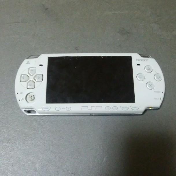 PSP本体 ジャンク PSP-2000