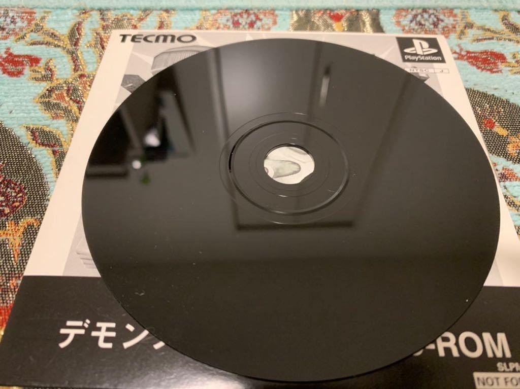 PS体験版ソフト モンスターファーム2 店頭放映用 デモンストレーションCD-ROM 非売品 プレイステーション PlayStation DEMO DISC 店頭デモ