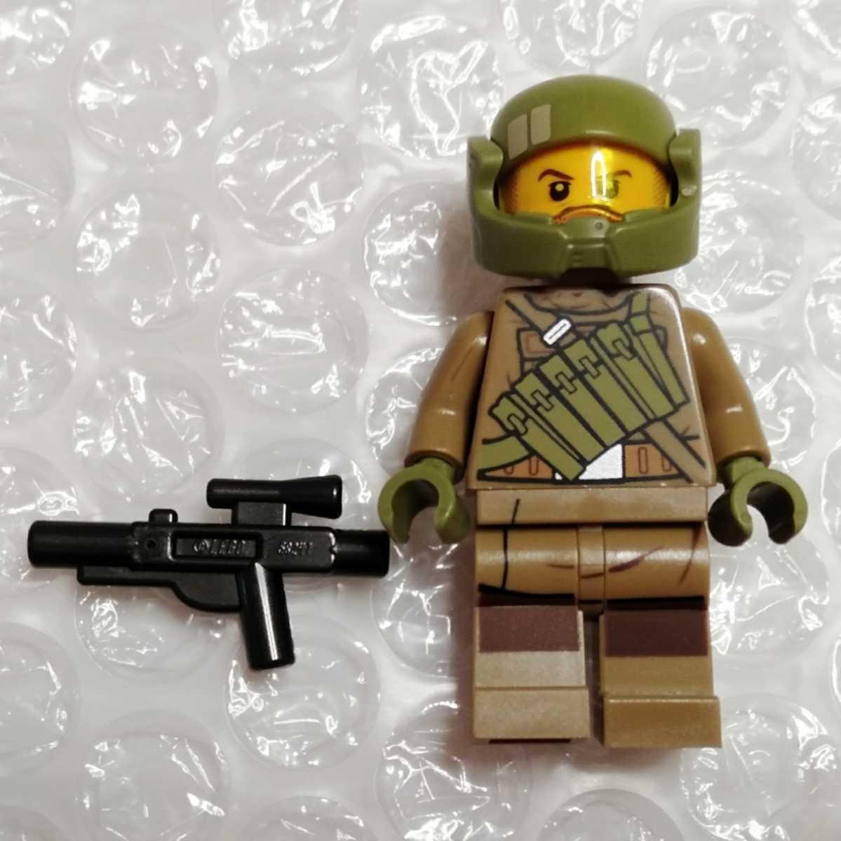 新品 反乱軍トルーパー スター・ウォーズ 75202  LEGO レゴ ブロック 未組み立て レゴブロック 未使用 ミニフィグ フィグ  _画像1