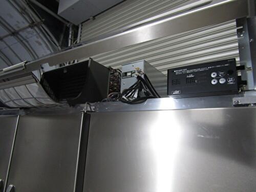★【縦型冷凍庫】HF-180A3-ML ホシザキ 2019年製 中古_画像3