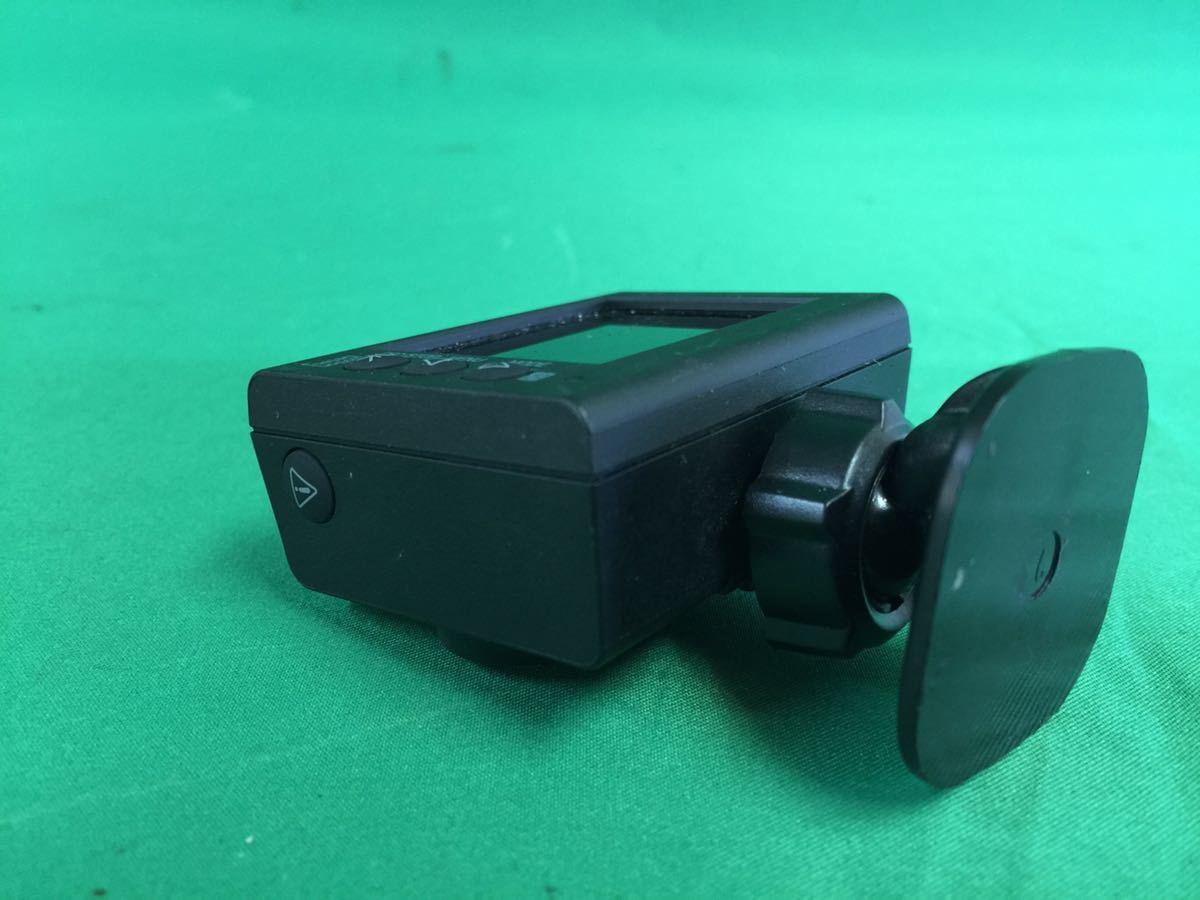 MC113 中古 ユピテル Yupiteru ドライブレコーダー DRY-ST5000 GPS HDR Gセンサー搭載 2.0型 200万画素 常時録画 本体のみ 動作保証_画像5