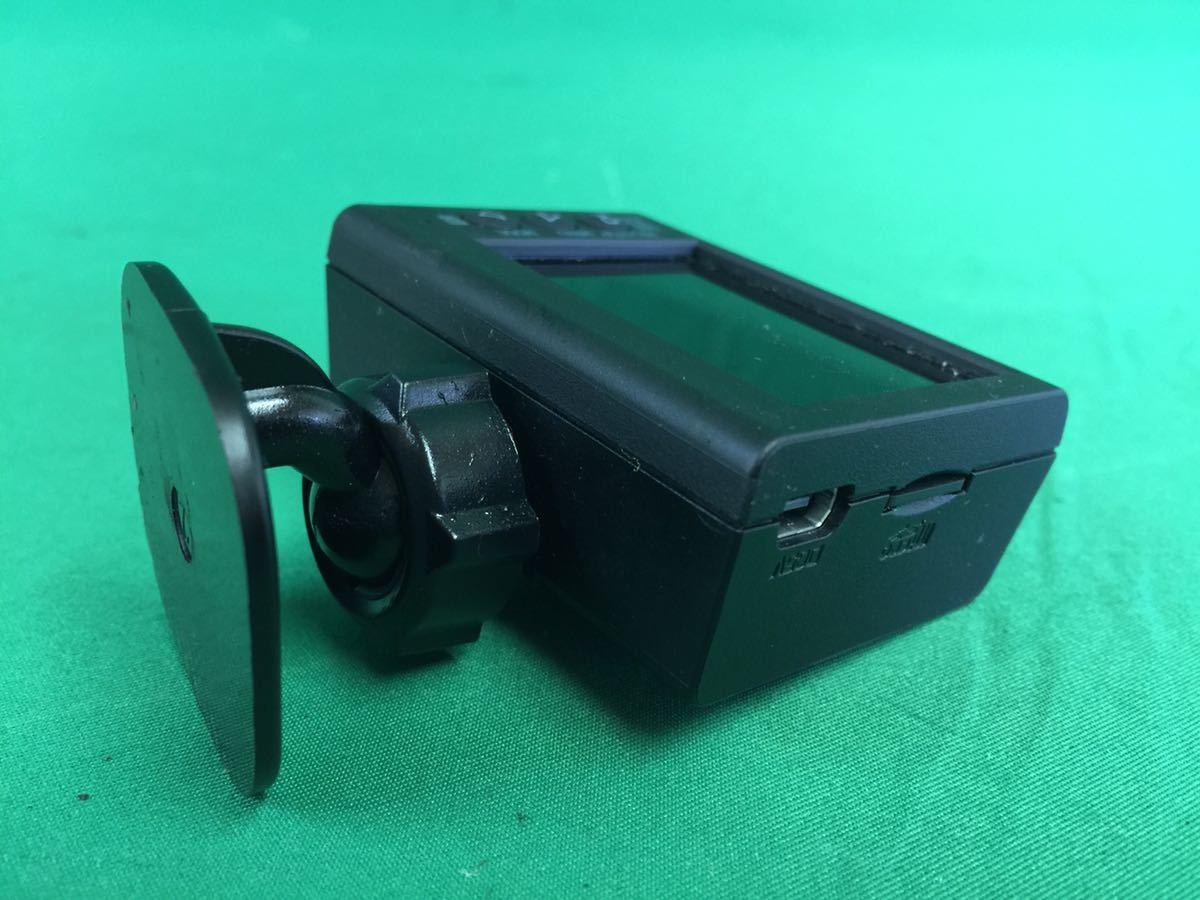 MC113 中古 ユピテル Yupiteru ドライブレコーダー DRY-ST5000 GPS HDR Gセンサー搭載 2.0型 200万画素 常時録画 本体のみ 動作保証_画像3