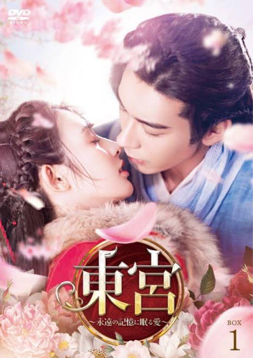 中国ドラマ全話DVD【東宮】