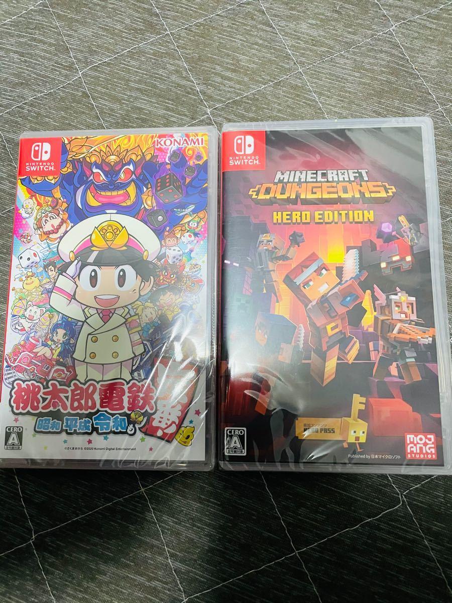 桃太郎電鉄 マインクラフト ヒーロー Nintendo Switch ニンテンドースイッチ スイッチソフト