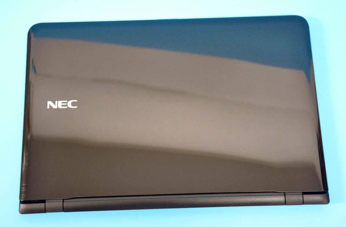 ♪ 良品 上位モデル NEC VK17TF-M ♪ Core i5-4210U / メモリ8GB / 新SSD:240GB / マルチ / カメラ / Wlan / テンキー/ Office2019/ Win10_画像3