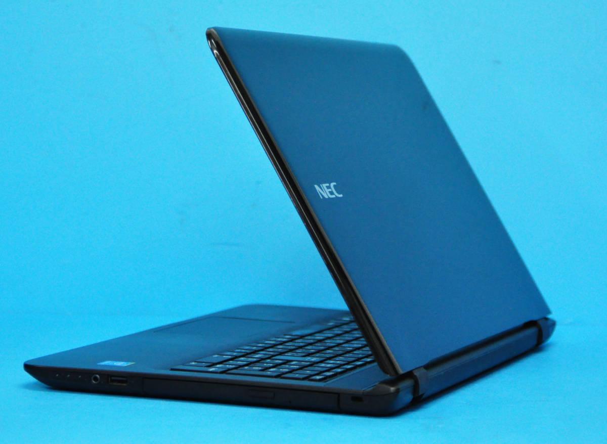 ♪ 良品 上位モデル NEC VK17TF-M ♪ Core i5-4210U / メモリ8GB / 新SSD:240GB / マルチ / カメラ / Wlan / テンキー/ Office2019/ Win10_画像6