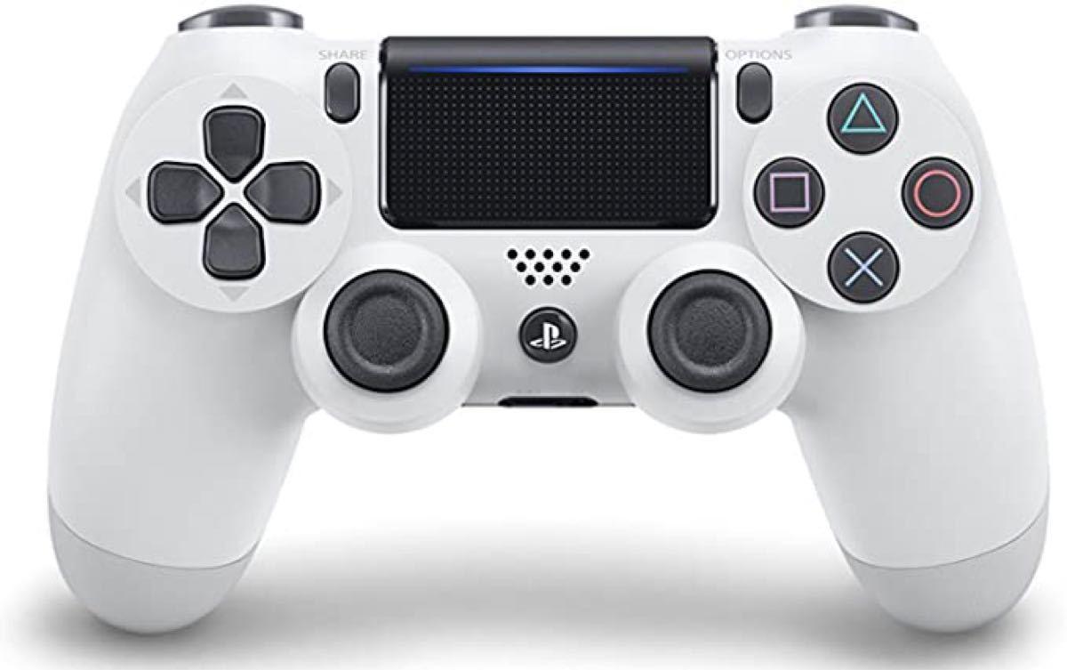 PS4純正コントローラー ホワイト