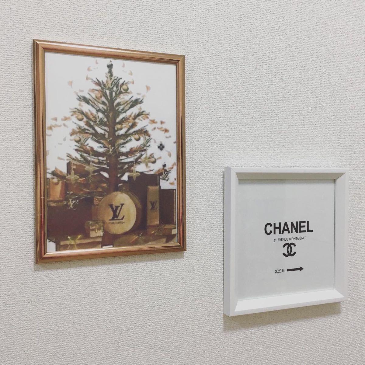 アートポスター A4サイズ  pkフレーム付き 壁掛け
