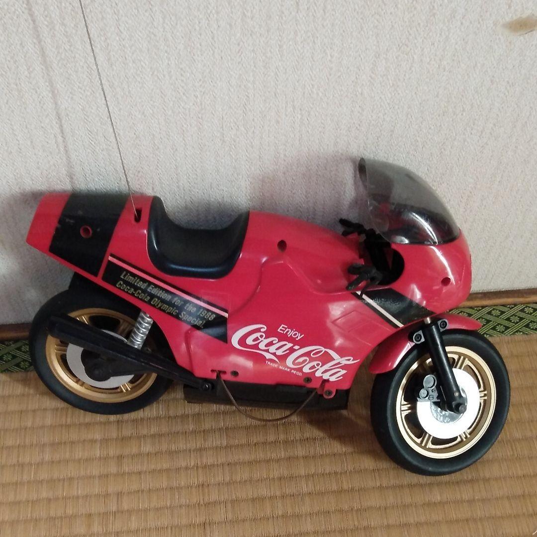 ラジコン バイク