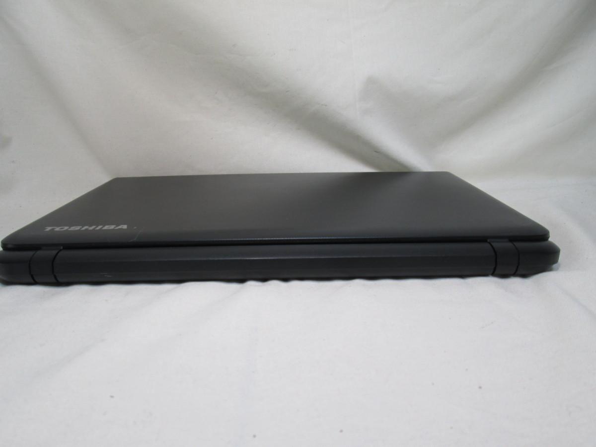 東芝 dynabook BB25/MB PB25MCAD482JD7Y Core i3 4025U 1.9GHz 15.6インチ DVDマルチ ジャンク [78807]_画像5