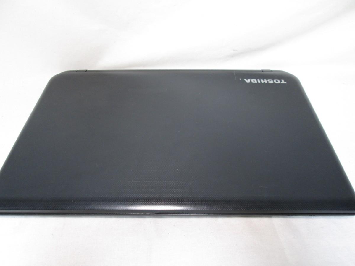 東芝 dynabook BB25/MB PB25MCAD482JD7Y Core i3 4025U 1.9GHz 15.6インチ DVDマルチ ジャンク [78807]_画像3