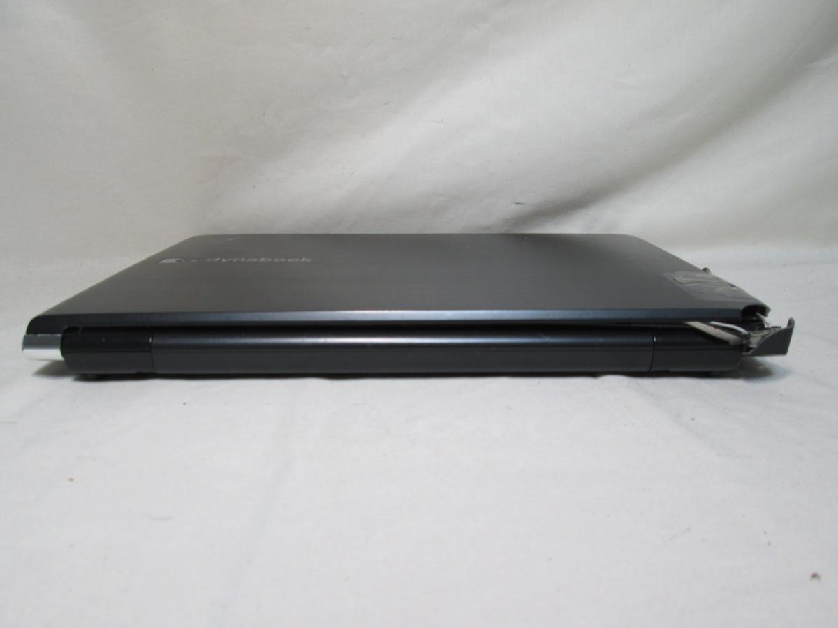東芝 dynabook R730/26A PR73026ARFB Core i3 370M 2.4GHz 4GB 500GB 13.3インチ DVDマルチ Win10 64bit Office Wi-Fi HDMI [78875]_画像6