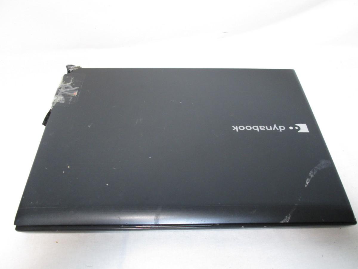 東芝 dynabook R730/26A PR73026ARFB Core i3 370M 2.4GHz 4GB 500GB 13.3インチ DVDマルチ Win10 64bit Office Wi-Fi HDMI [78875]_画像4
