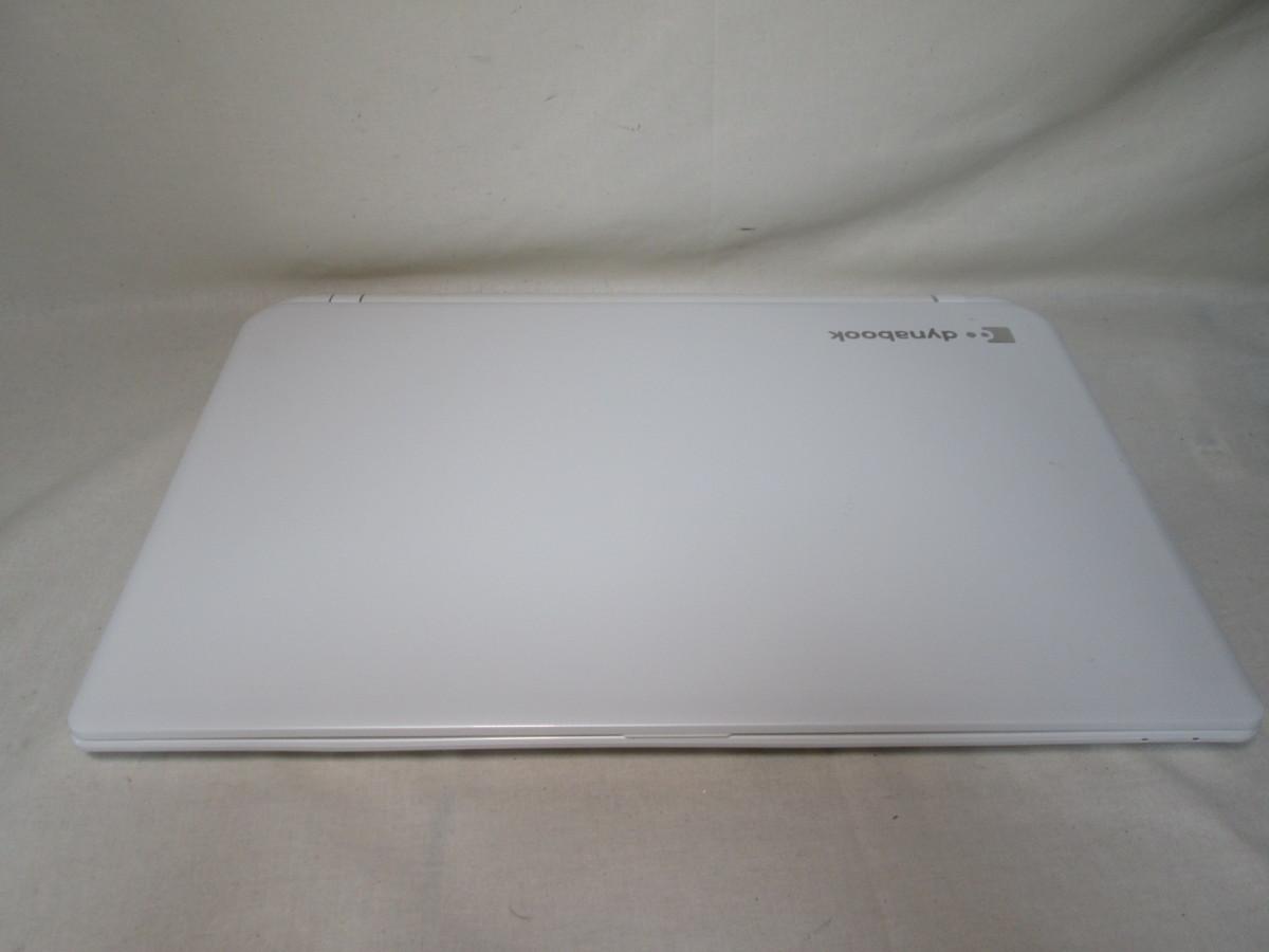 東芝 dynabook T65/PWS Core i5 5200U 2.2GHz 8GB 1TB 15.6インチ DVD作成 ブルーレイ Win10 64bit Office USB3.0 Wi-Fi HDMI [78884]_画像4