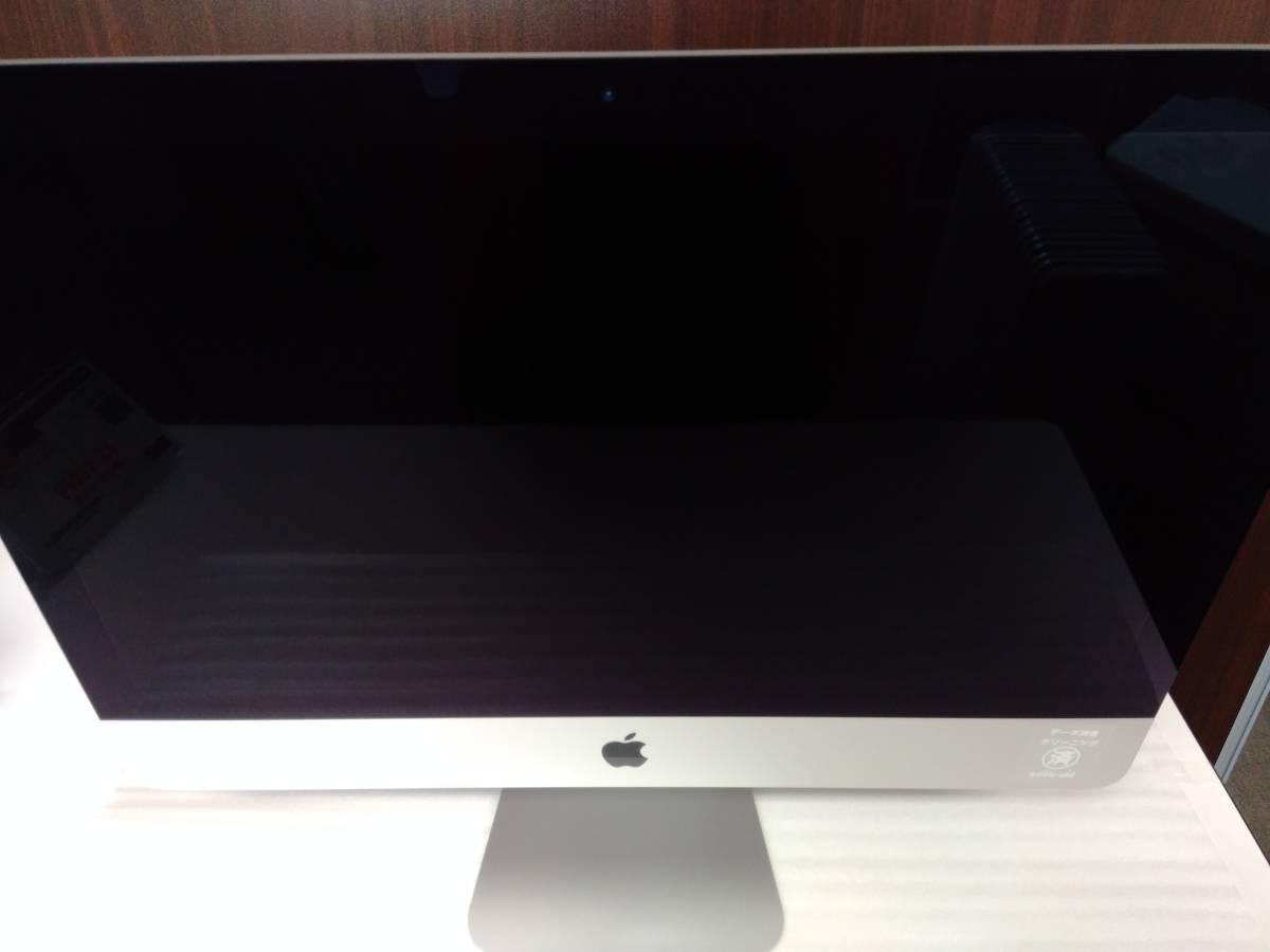 Apple MNE02J/A iMac (Retina4K,21.5インチ,2017) デスクトップPC_画像4