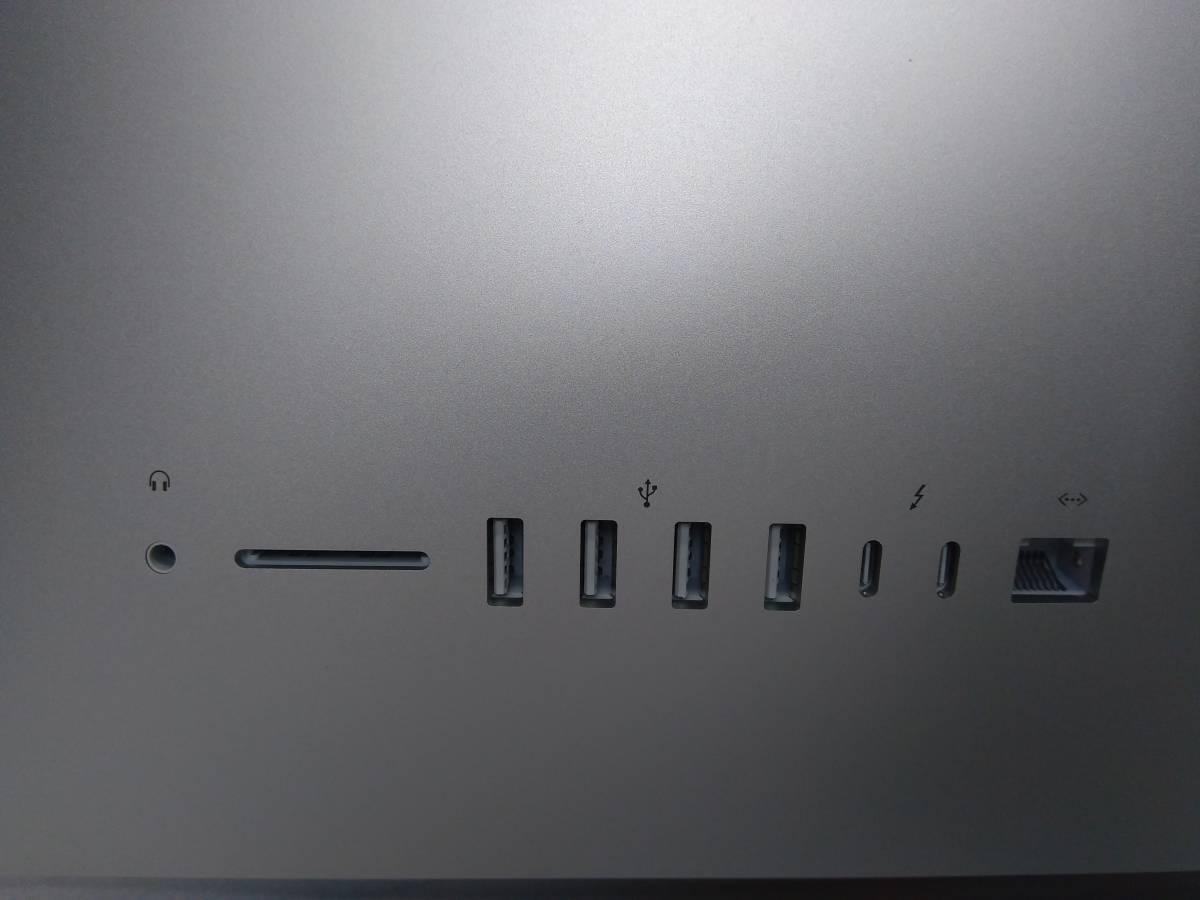 Apple MNE02J/A iMac (Retina4K,21.5インチ,2017) デスクトップPC_画像6
