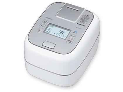 ◆送料無料◆新品保証付◆TOSHIBA 東芝◆真空圧力IHジャー炊飯器 『合わせ炊き』 5.5合炊き◆RC-10ZWM(W)◆日本製◆即決◆