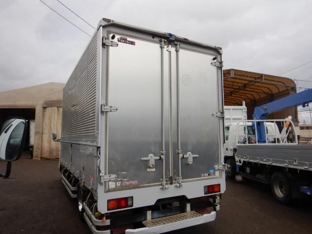 「平成19年 三菱ふそう キャンター ワイド アルミウィング車 積載2000kg 荷台内寸4400×2090×H2180」の画像3