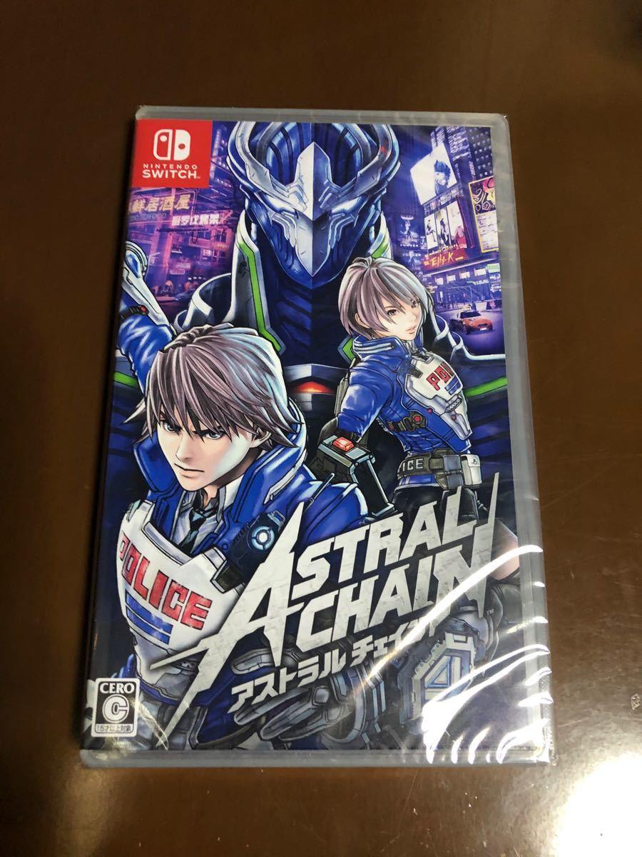 【Switch】 ASTRAL CHAIN [通常版]