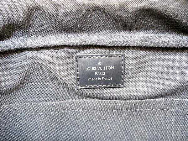 LOUIS VUITTON ルイヴィトン アンブレール N41289 ダミエグラフィット ボディバッグ ショルダーバッグ 斜め掛け セカンドバッグ_画像8