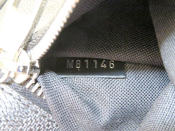LOUIS VUITTON ルイヴィトン アンブレール N41289 ダミエグラフィット ボディバッグ ショルダーバッグ 斜め掛け セカンドバッグ_画像10