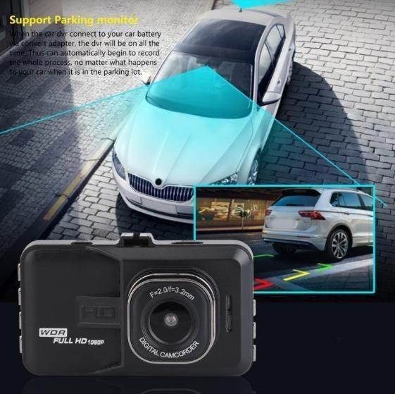 新品★送料無料 ドライブレコーダー 車載カメラ 1080P フルHD Gセンサー ループ録画 駐車監視 WDR 衝撃録画 E66_画像10