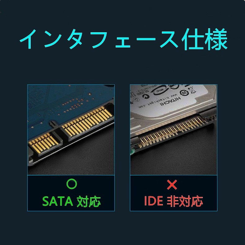 E029 ORICO USB3.0 外付け 2.5インチ HDD ケース