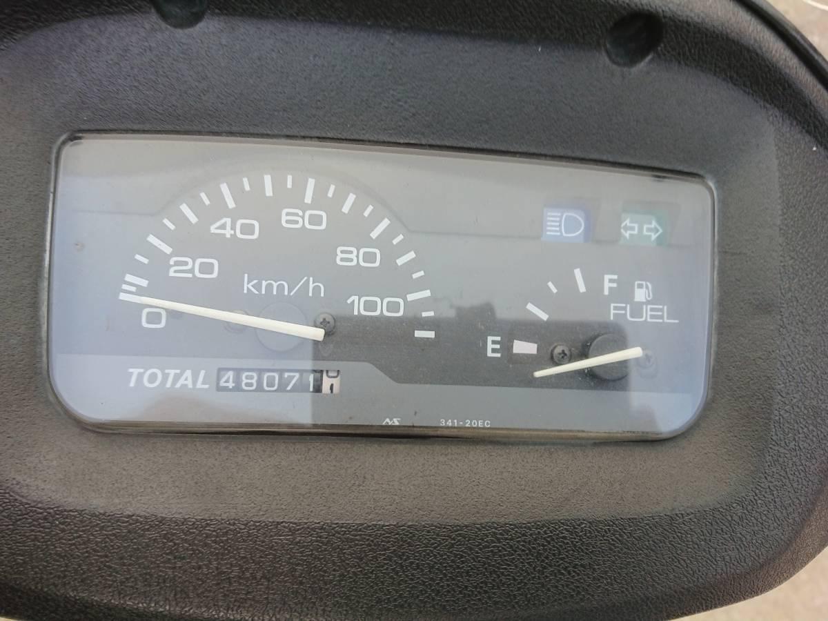 ヴェクスター150 CG42A グレー_画像10