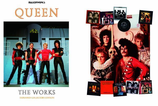 QUEEN / THE WORKS A KIND OF MAGIC -EXPANDED COLLECTOR'S EDITION シリーズ 2タイトル セット [計 4CD+2DVD] 新品 輸入 クイーン_画像3