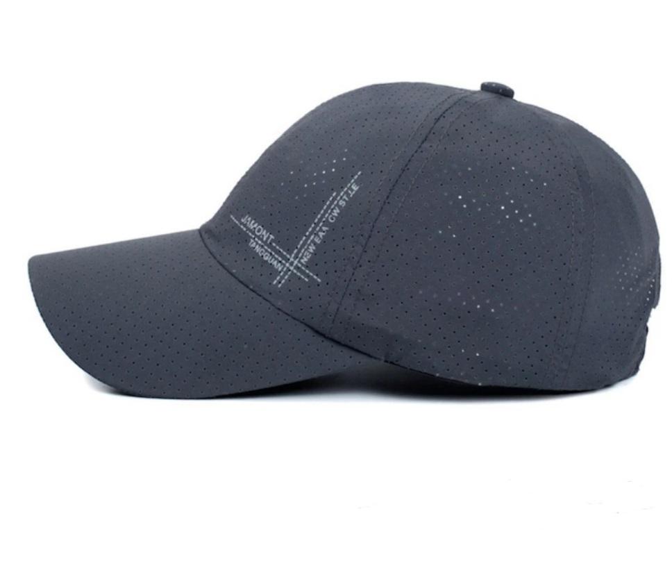 キャップ 帽子 メンズ レディース メッシュ スポーツ 夏 軽量  キャップ 帽子 フリーサイズ 117_画像1