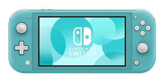 任天堂 Nintendo Switch Lite(ニンテンドースイッチ ライト) HDH-S-BAZAA ターコイズ_画像2