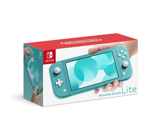任天堂 Nintendo Switch Lite(ニンテンドースイッチ ライト) HDH-S-BAZAA ターコイズ_画像1